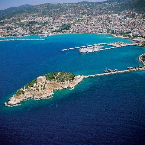 Кушадасы пляжный отдых в Турции