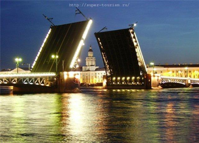 Санкт-Петербург Экскурсионный отдых