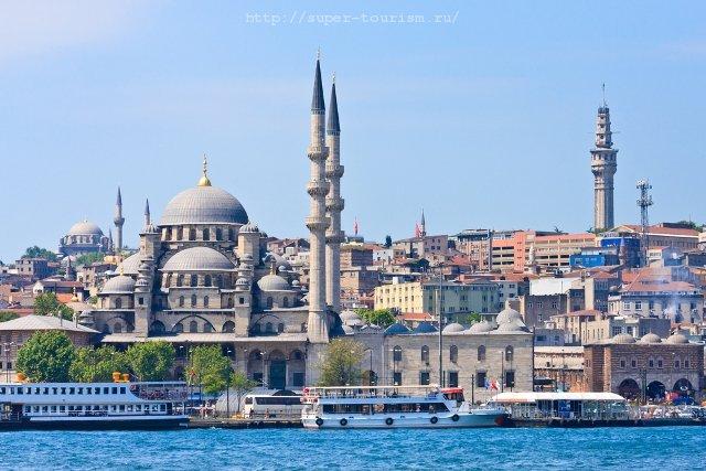 Стамбул отдых в Турции