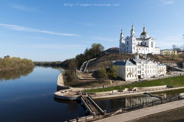 Витебск отели Беларуси