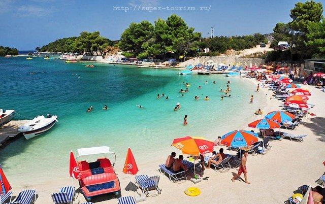 Албания отдых пляжи