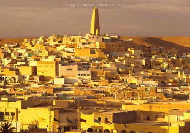 Алжир отдых