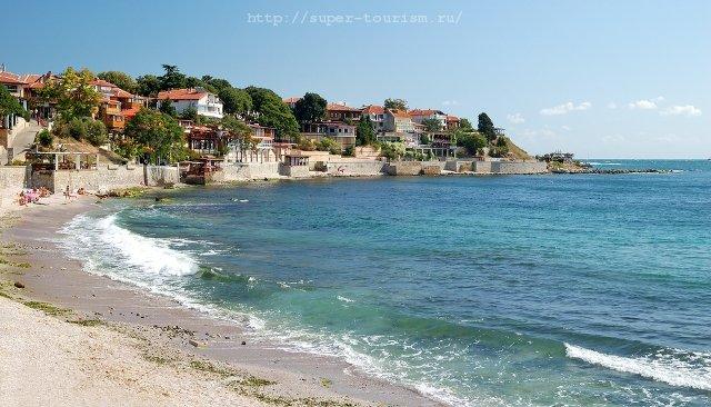 Город Несебр отдых в Болгарии