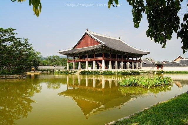Императорский дворец, Сеул Корея