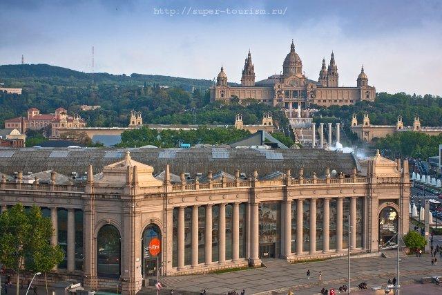 отдых за границей Испания