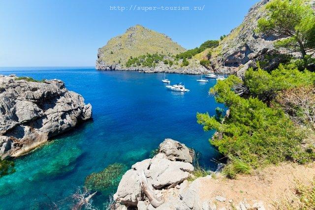 отдых за рубежом Испания