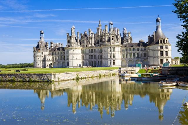Шамбор отдых в Франции