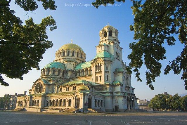 Собор Александра Невского Болгария