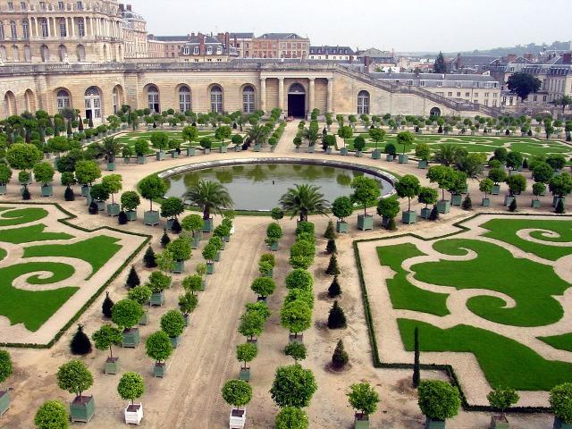 Версаль Франция отдых и туризм