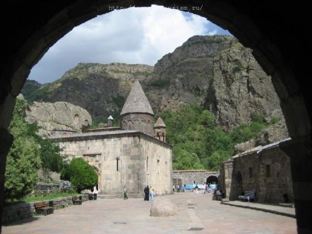 отдых в Армении погода