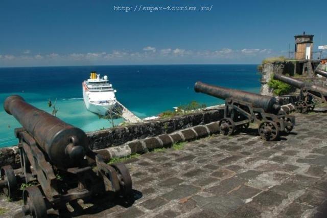 Отдых в Гренаде туризм