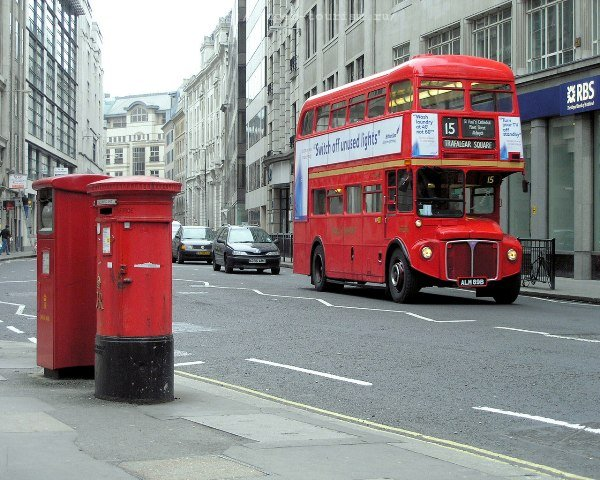 Автобусные туры в Англию отдых