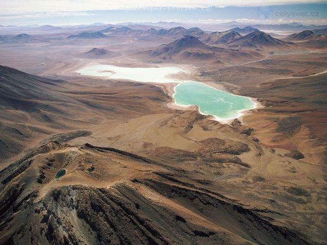 Боливия Анды отдых