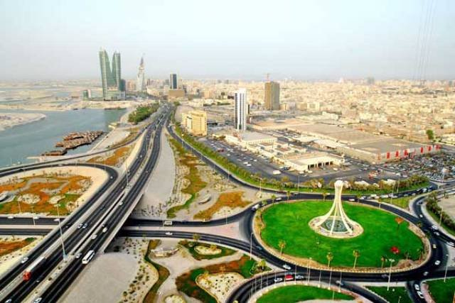 город Манама Бахрейн