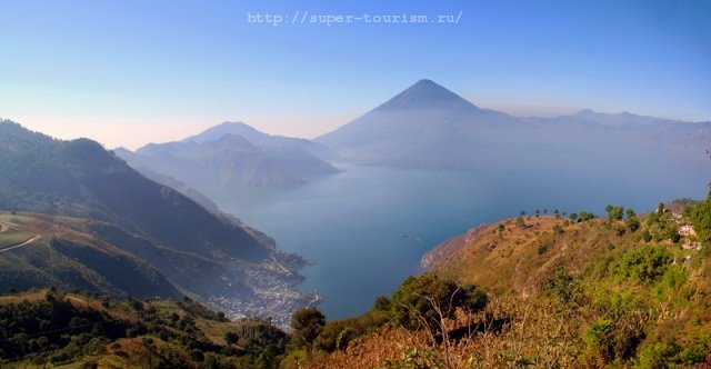 Гватемала отдых за границей