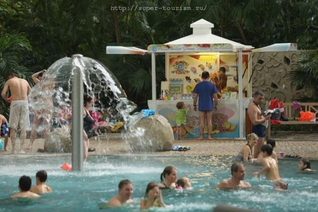отдых в Германии c детьми туризм