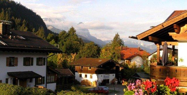 отдых в Германии путешествия за рубежом