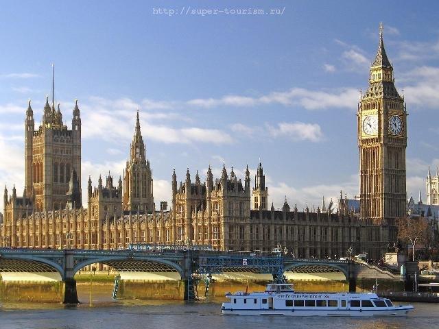 Отдых в Великобритании путешествия