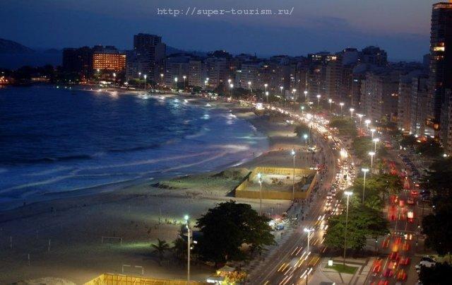 Пляжный отдых в Бразилии