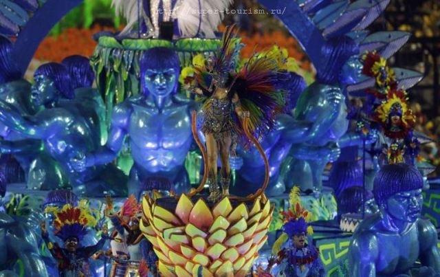 Тур в Бразилию на карнавал