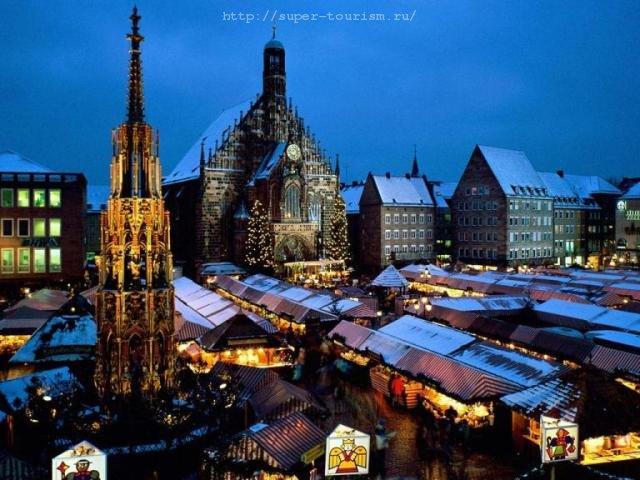 туры в Германию Бавария отдых за границей