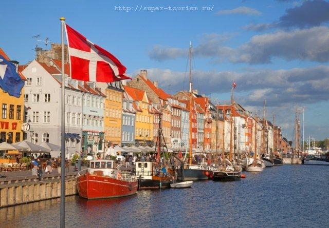 Копенгаген. Отдых в Дании с детьми.