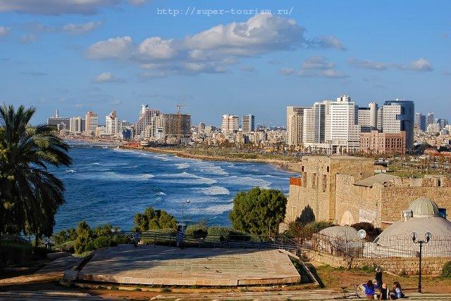 Тель-Авив отдых в Израиле