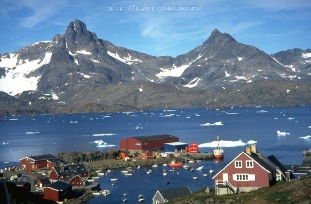 отдых в Гренландии туризм