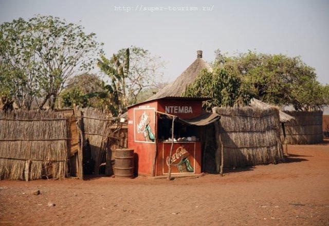 отдых в Замбии туризм за рубежом