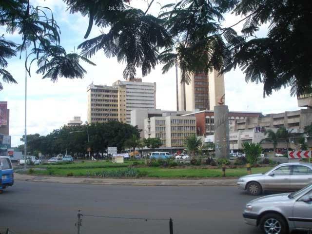 столица Замбии Лусака
