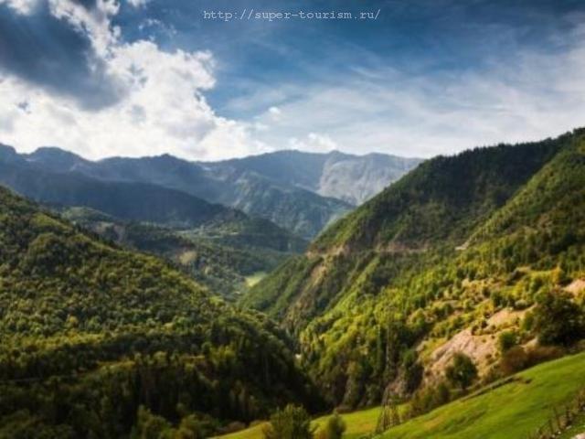 туры в Грузию отдых и туризм