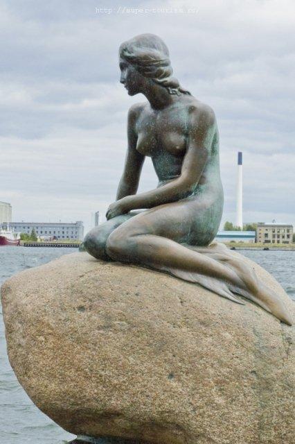 Русалочка. Туры в Данию.