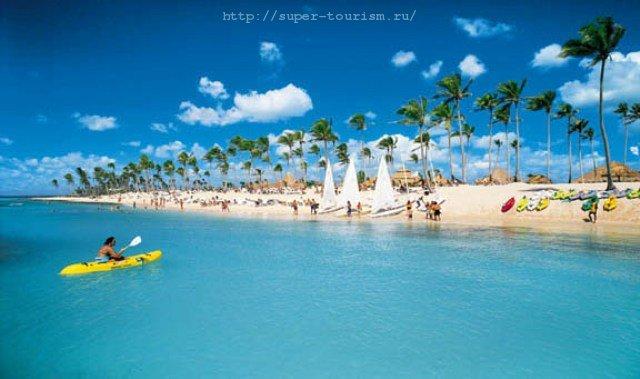 туры в Доминиканскую республику отдых за границей