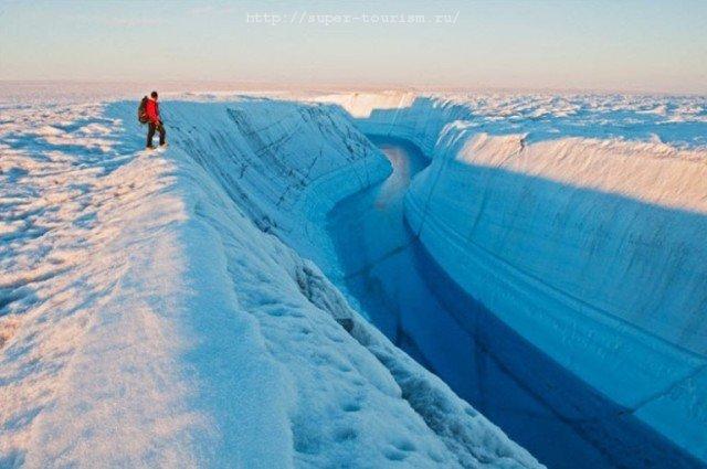 туры в Гренландию отдых за границей