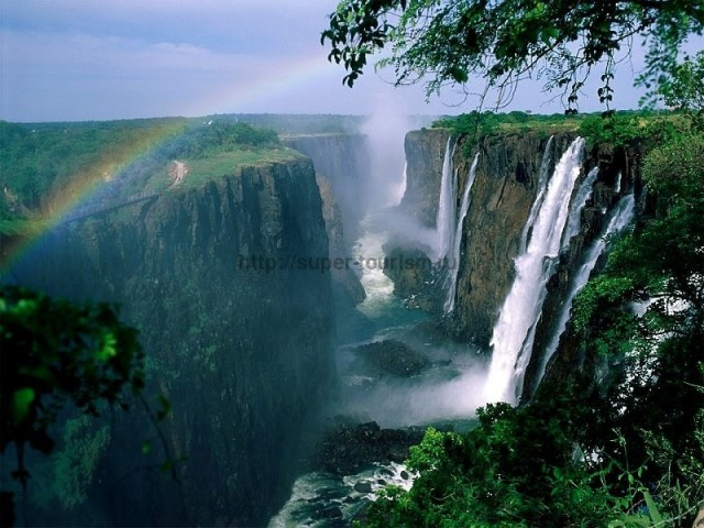 туры в Зимбабве водопад Виктории