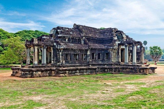 экскурсионные туры в камбоджу