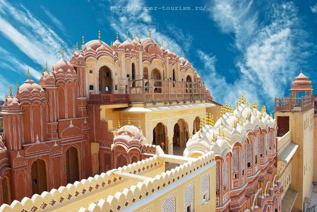 Дворец ветров, Хава Махал Индия
