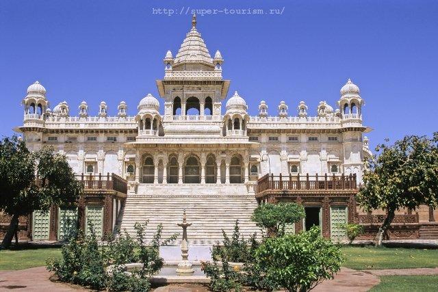 Джасван Тхада, туры в Индию