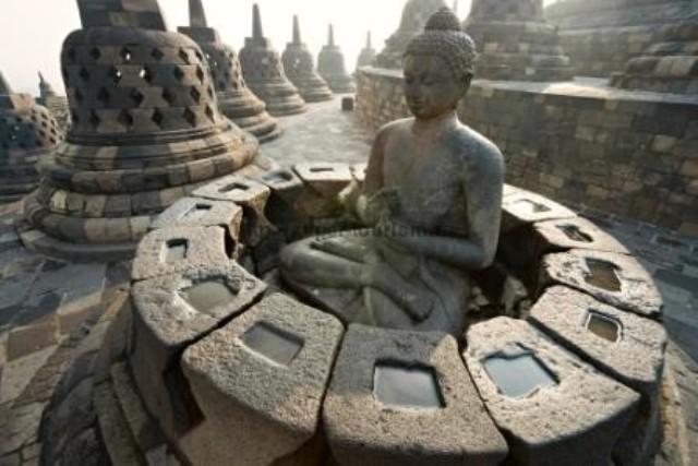 храмовый комплекс Боробудур туры в Индонезию