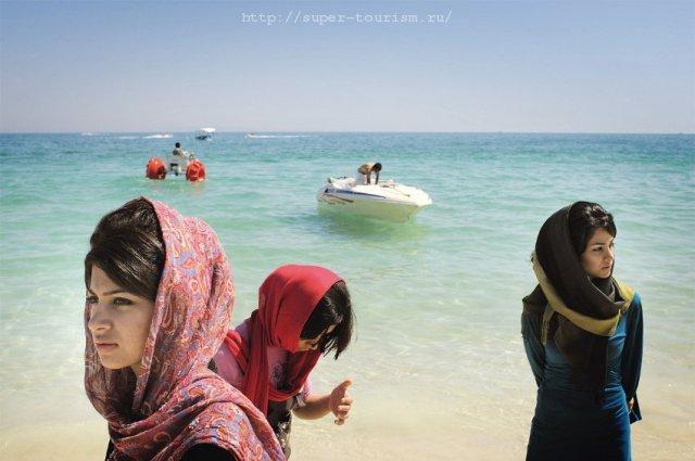 отдых в Иране туризм и путешествия