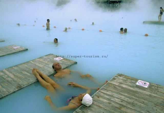 туры в Исландию Голубая лагуна