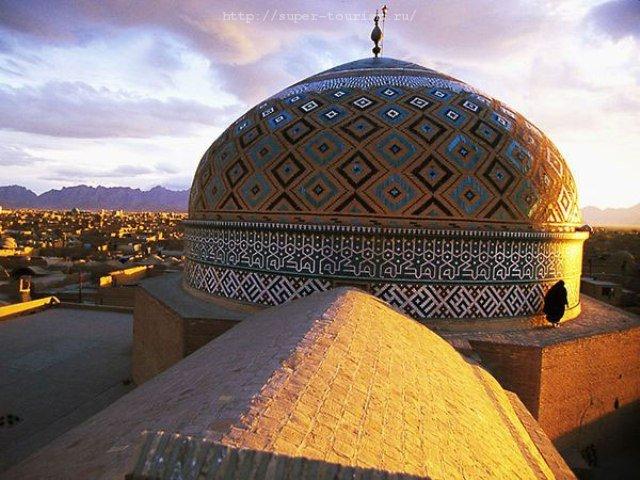 туры в Иран отдых за рубежом