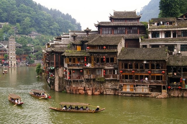 отдых в древнем китае
