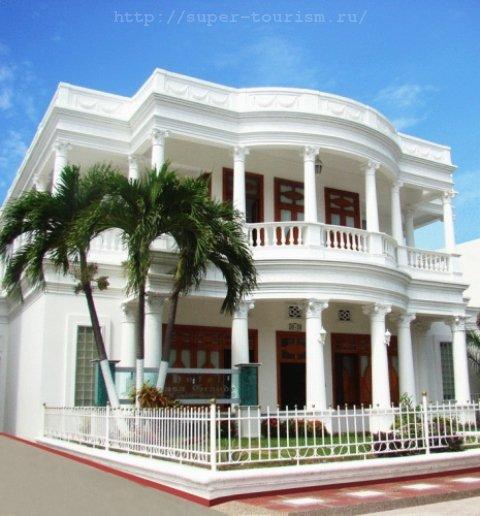 отели колумбии