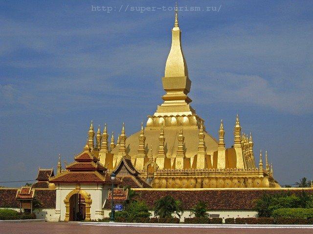 туры в лаос Ват Ксьенг Тхонг