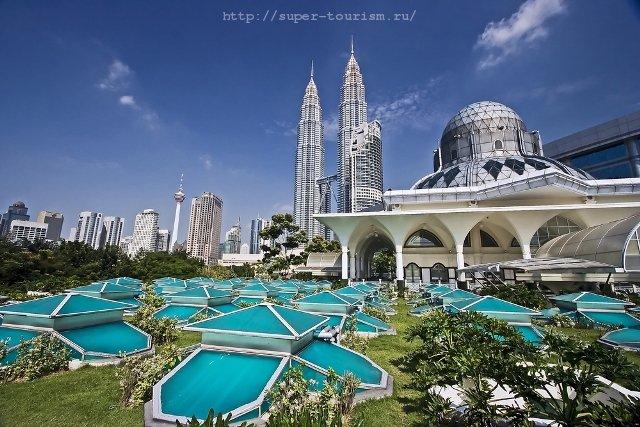 Башни Петронаса Малайзия