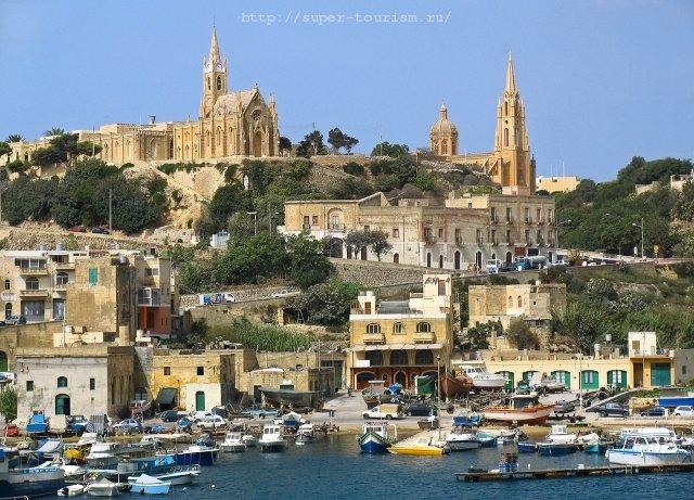 Гозо отдых на Мальте
