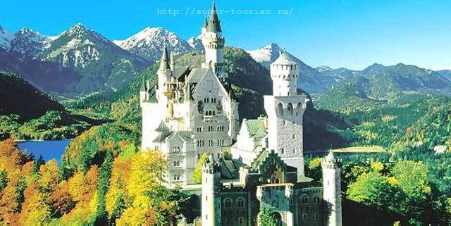 Лихтенштейн отдых