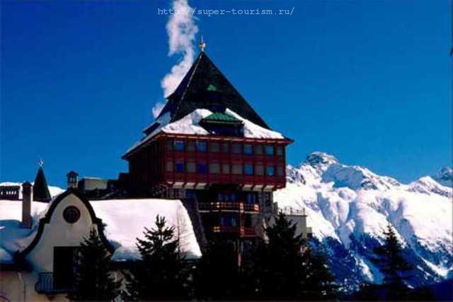Лихтенштейн отели