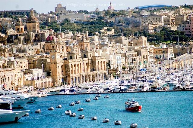 Побережье Мальта